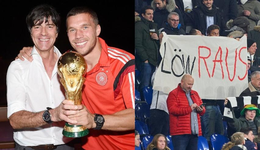 Joachim Loew postanowił odejść z reprezentacji Niemiec. Z...