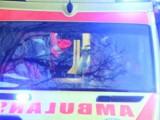 Wypadek w Gackach. Dziecko potrącone na pasach