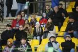 GKS Katowice - Skra Częstochowa ZDJĘCIA KIBICÓW Przy Bukowej kibice GieKSy byli w sobotę… gośćmi, ale i tak głośno dopingowali