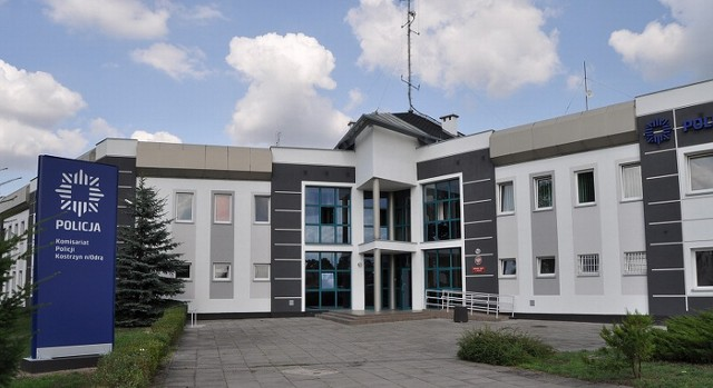 W kostrzyńskim komisariacie policji są cele dla osób zatrzymanych, jednak nie są one wykorzystywane.