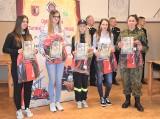 Powiatowy turniej wiedzy pożarniczej w Nakle. W finale same dziewczyny [zdjęcia]