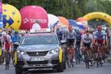 Tour de Pologne 2020: Katowice, Chorzów, Sosnowiec, Zabrze. Utrudnienia na drogach 5.08.2020 TDP Trasa + godziny przejazdów