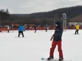 Stoki narciarskie w Świętokrzyskiem działają! Bałtów, Krajno i Tumlin jeżdżą do końca, kończą w piątek o 24