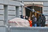 Morderstwo na budowie we Wrocławiu. Prokuratura odtwarza przebieg zdarzenia