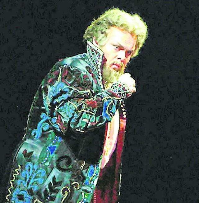 Michaił Kazakov na deskach Teatru Bolszoj w roli Borysa Godunowa - we Wrocławiu zobaczymy go 22 września