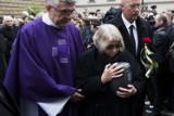 Pogrzeb Andrzeja Wajdy w Krakowie [RELACJA TEKSTOWA]