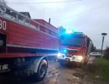 Soce: Pożar domu jednorodzinnego. Sytuacja została szybko opanowana [ZDJĘCIA]