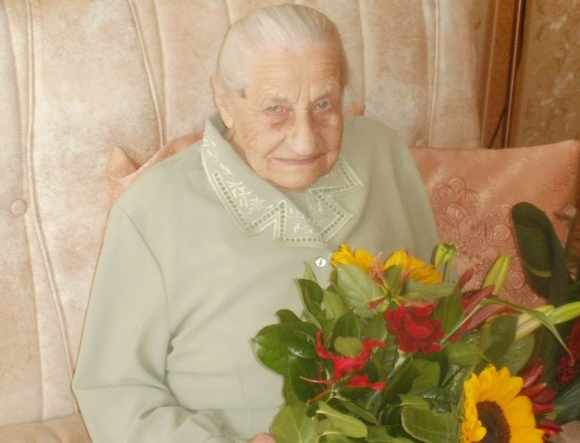 Cecylia Stawicka urodziła się w 1914 roku