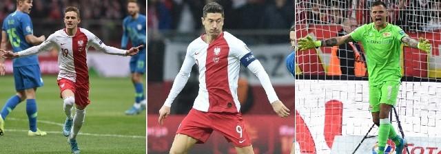 Miesiąc się skończył, więc czas ocenić listopadowe występy polskich piłkarzy. Jak zwykle nie zawiedliśmy się na Robercie Lewandowskim, jednak tym razem miał godnych rywali. Kogo? Sprawdź nasze zestawienie, oglądać galerię zdjęć.