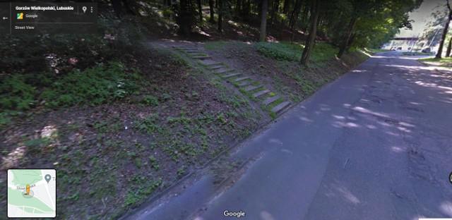 Pandemia koronawirusa zatrzymała długo oczekiwany remont schodów w Parku Słowiańskim w Gorzowie.