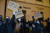 Nowy Sącz. Strajk Kobiet zapowiada protesty aż do skutku. Na sądeckie ulice wyszło nawet 2 tys. osób