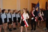 W nyskim muzeum ślubowali uczniowie klasy o profilu policyjno-prawnym w Zespole Szkół Ekonomicznych
