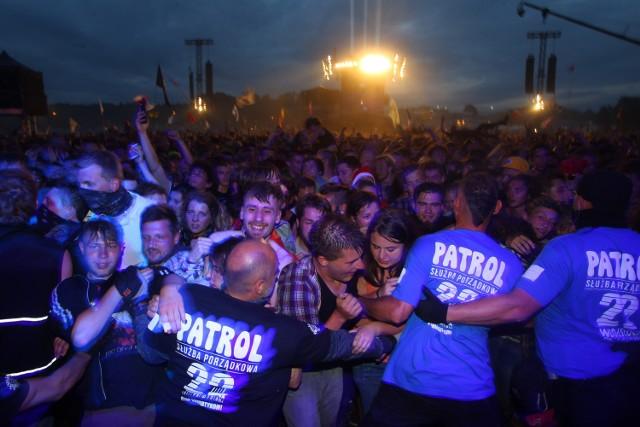 Przystanek Woodstock 2016 - tak bawiła się publiczność przed Dużą Sceną