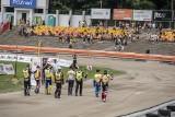 Kompromitacja na stadionie żużlowym w Poznaniu. Goście z Niemiec przyjechali w czterech i mecz II ligi żużlowej trzeba było odwołać