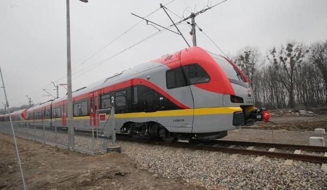 ŁKA testuje pierwsze w Polsce rozwiązanie rezerwacji miejsc w pociągu