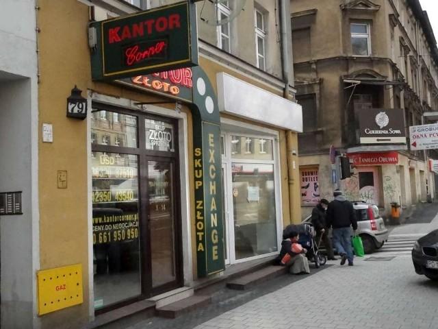 Kurs franka szwajcarskiego w poznańskich kantorach