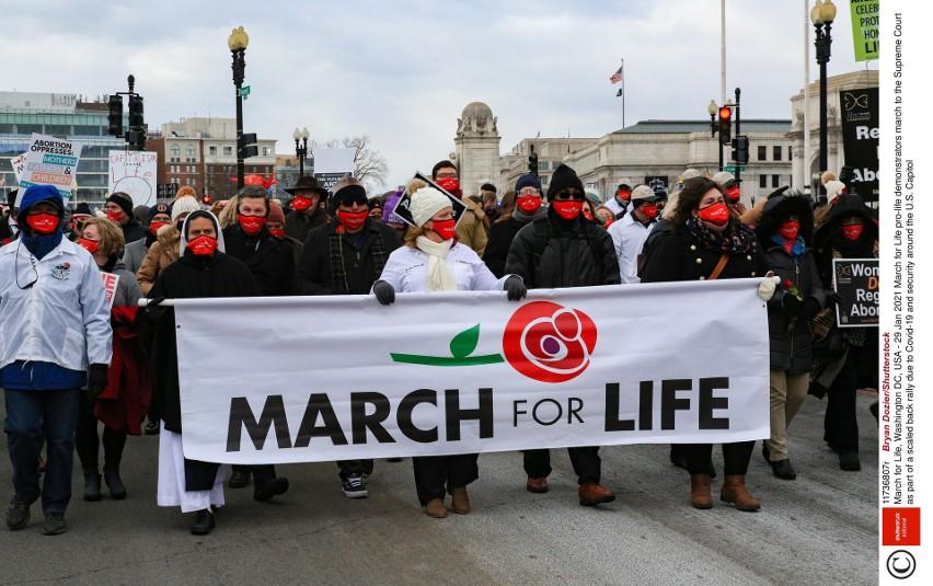 Stany Zjednoczone: czy będą ograniczenia prawa do przerywania ciąży w całej Ameryce?