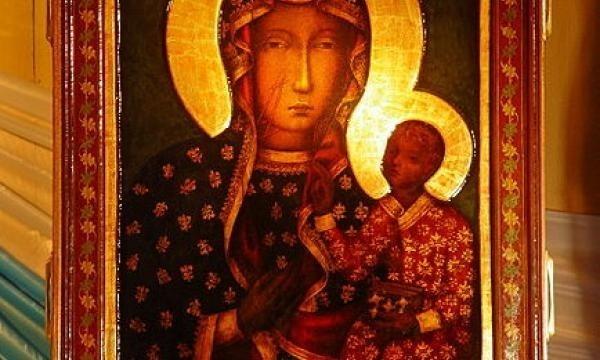 Matka Boska Częstochowska.
