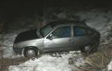 Rakowo Boginie. Pijany kierowca spowodował wypadek. Groźne potrącenie dwóch 18-latek (zdjęcia)