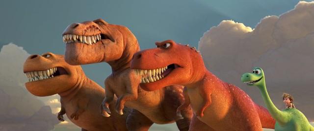 Dobry dinozaur w kinach 27 listopada 2015