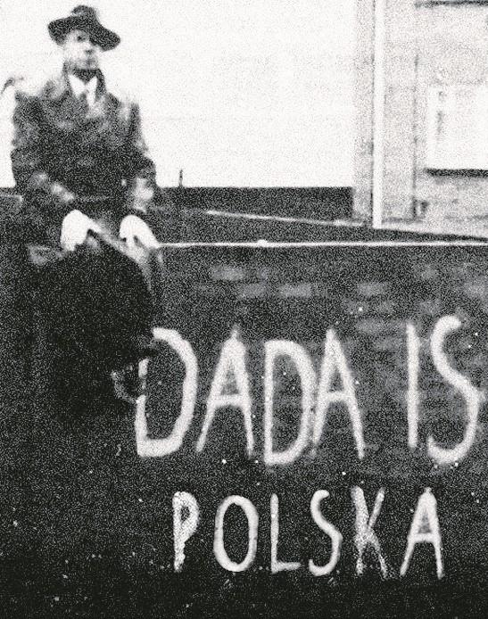 """""""Intro"""" to ukłon w stronę kabaretu dadaistycznego z minionego wieku - mówi Leszek Bzdyl"""