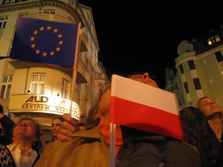 Dokładnie 15 lat temu (1 maja 2004), Polska stała się...