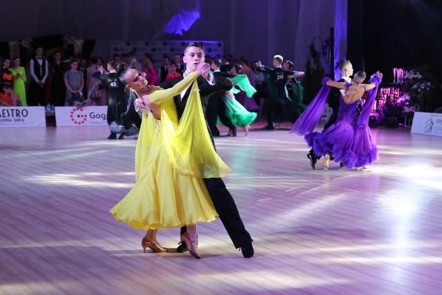 Turniej Tańca Towarzyskiego w Gogolinie.