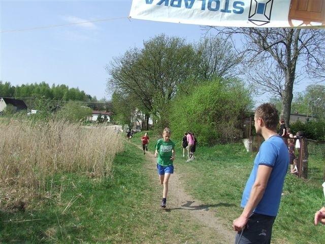 W Słosinku odbyły się XV Otwarte Indywidualne Wiosenne Biegi Przełajowe.