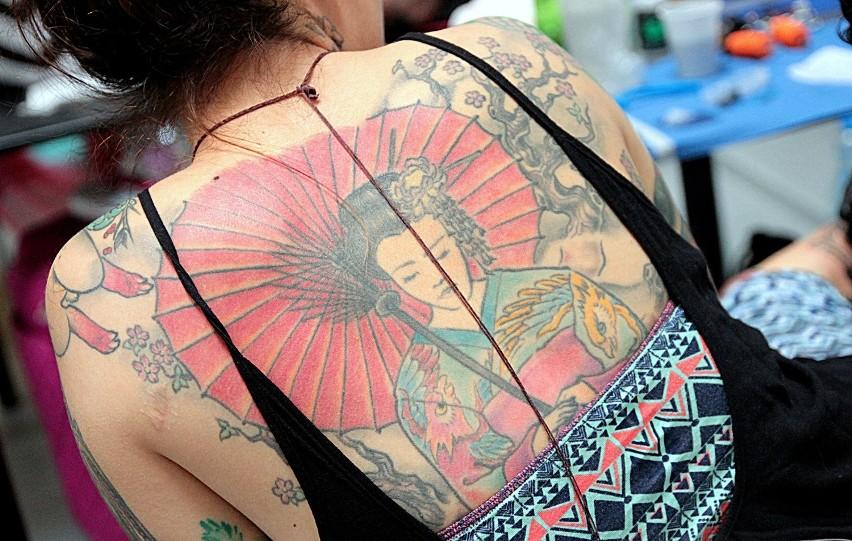 Kraków 10 Edycja Festiwalu Tatuażu Tattoofest Zdjęcia