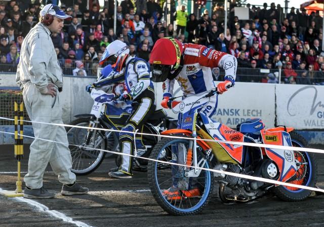 W meczu w Gdańsku górą był Get Well 50:40