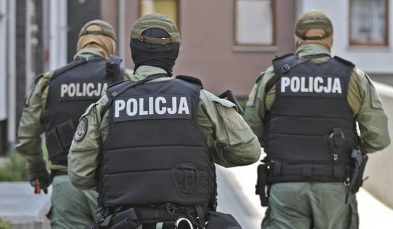 Policja rozpracowała grupę przestępczą.