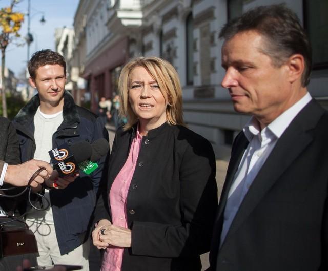 Prezydent Hanna Zdanowska i prezesa MPK Zbigniew Papierski zapowiedzieli, że w 2014 roku nie będzie podwyżki cen biletów MPK