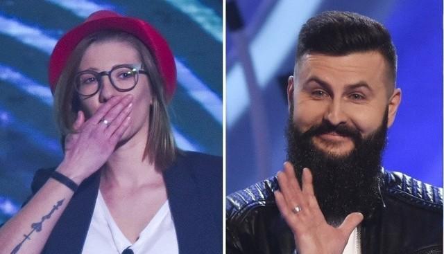 """Klaudia Marchewka czy Radek Palacz? Jedno z nich w niedzielę, 14 kwietnia pożegna się z """"Big Brotherem""""."""