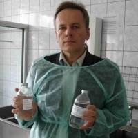 - Produkcja płynow infuzyjnych zostanie wznowiona, ale tylko na potrzeby naszego szpitala - mowi dyrektor Marek Skarzyński.