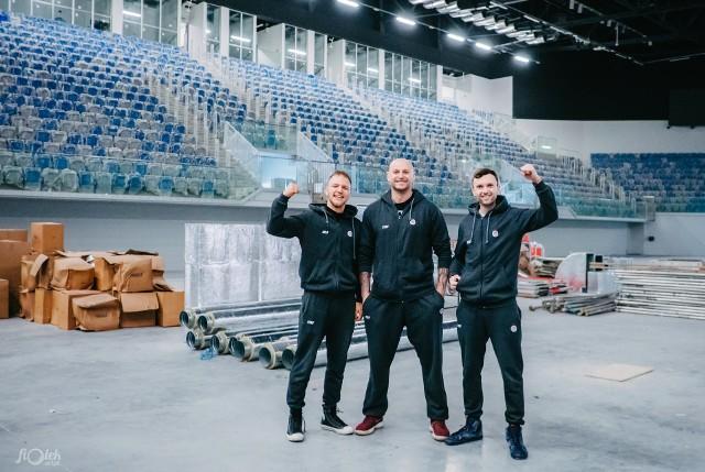 Trójka radomskich graczy zostaje w Hydrotrucku:Filip Zegzuła, Daniel Wall i Jakub Zalewski