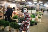 Kraków. Na giełdzie kwiatowej na Balickiej handel kwitnie w najlepsze. Już wkrótce Dzień Kobiet
