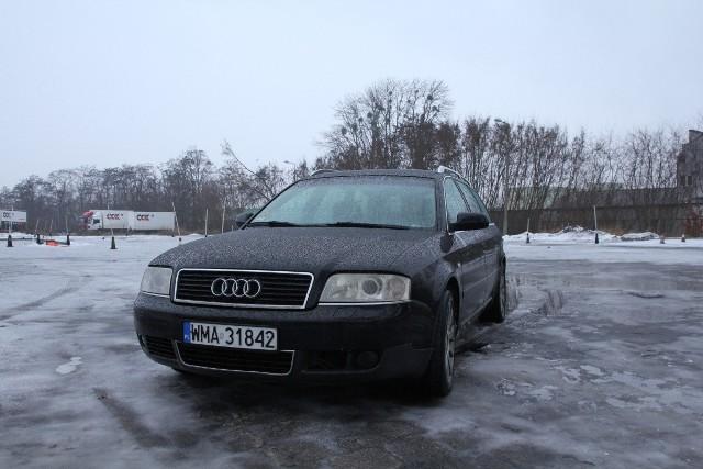 Audi A6, rok 2002, 2,5 diesel, cena 5500 zł