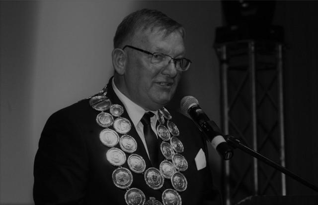 Nie żyje Wiesław Szajda, prezes Pomorskiej Izby Rzemieślniczej MŚP