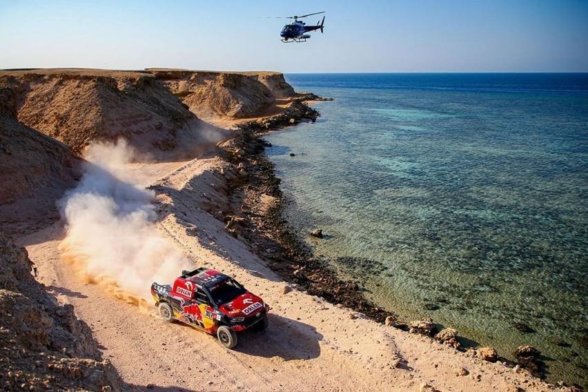 Rajd Dakar 2021. Udany start zawodników ORLEN TEAM