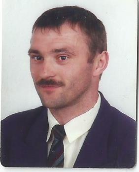 Krzysztof Mandziej z Kożuchowa jest listonoszem od 25 lat.
