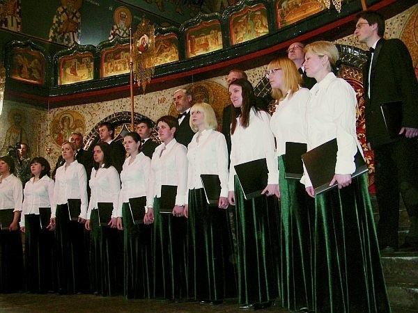 Festiwal zainaugurował występ chóru parafii prawosławnej Wszystkich Świętych Białoruskich z Grodna