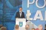 Premier Mateusz Morawiecki w Borczu 1.07.2021 r. Zainaugurował program Polski Ład