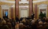 Vadim Brodski i jego syn Julian dali koncert w Pałacu Lubostroń [zdjęcia, wideo]