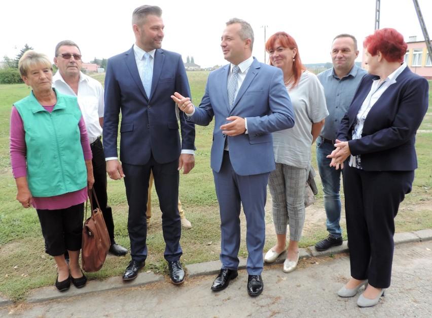 Dariusz Ciesielczyk wygrał wybory w pierwszej turze