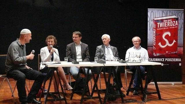 """Solidarność Walcząca była nie tylko w """"Twierdzy"""" Igora Janke. Była także w opowieściach Kornela Morawieckiego, Joanny Frankiewicz, Ryszarda Czapara i innych"""