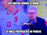 Memy po meczu Polska - Holandia 1:2. Robert Lewandowski zszedł z boiska. Brzęczek musi odejść?