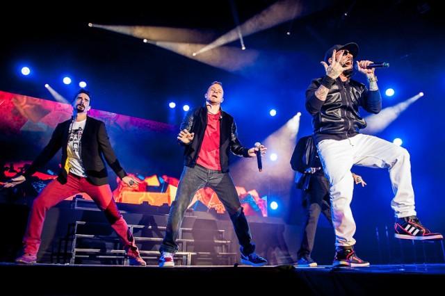 Koncert Backstreet Boys w Warszawie