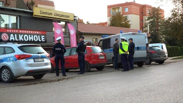 Nowy Dwór Gdański - atak nożownika. Ciężko ranny 28-letni mężczyzna