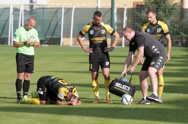 Piłkarze Siarki w sobotę zagrają o ligowe punkty z Avią w Świdniku.