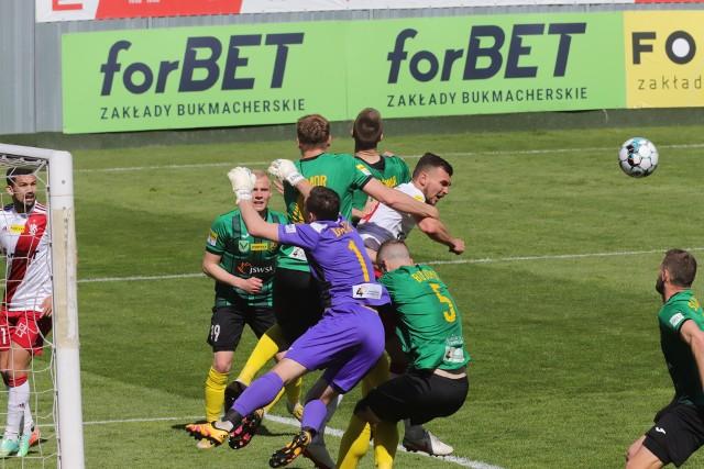 Futbol według Kiepskich to  znak rozpoznawczy ŁKS wiosną